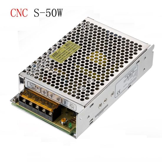 AC110V/220V to DC Universal Regulated 50W 12V Switch Power Supply pictures & photos