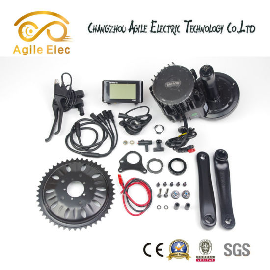 Bafang Bbshd 1000W Electric Bike Conversion MID Motor Kit with Ce
