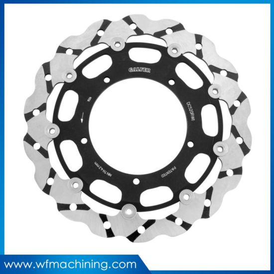 Higher Quality Hot Sale Steel Truck Brake Discs Parts for Vehicles