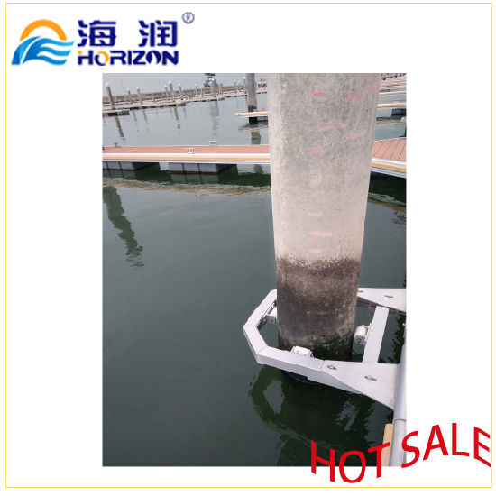 Marina Pile Guide for Piles Floating Pontoon/Dock