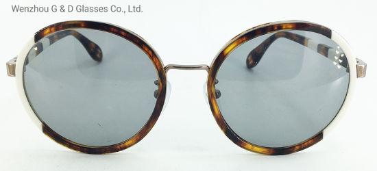 New Popular Model China Factory Wholesale Acetate Frame Sunglasses
