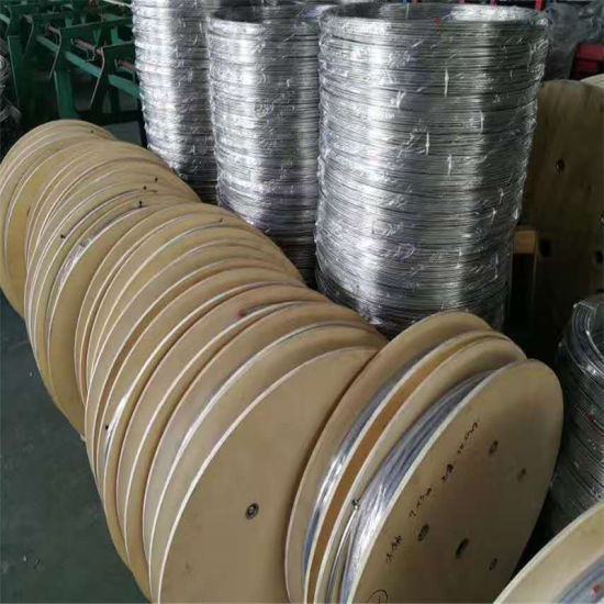 """Alloy 316L 1/4""""*0.028"""" Stainless Steel Coil Tubes with Good Quality"""