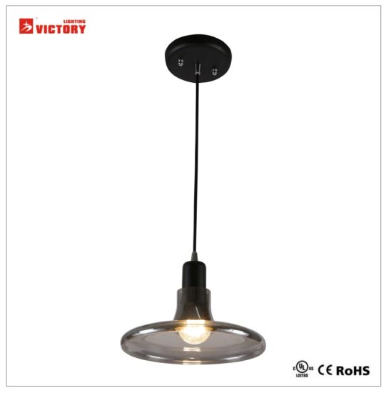 Victory LED Modern Smoky Glass Pendant Light Pendant Lamp pictures & photos