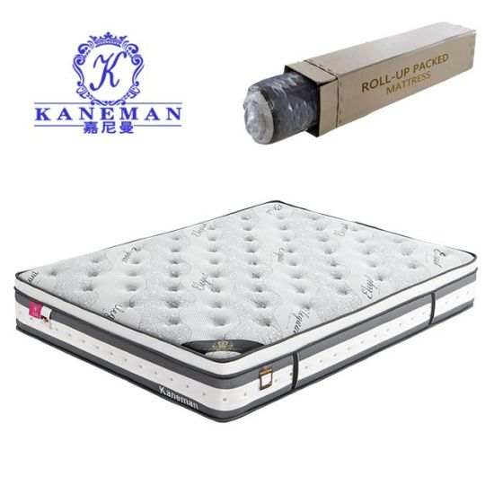 Wholesale Happy Dream Hot Selling Durable Coil Bonnell Spring Europa Mattress