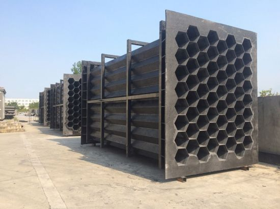 Excellent Conductivity FRP/GRP Anode Pipe pictures & photos