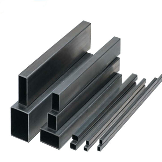 40X40 Ms Hollow Section Black Annealing Steel Square Pipe Price