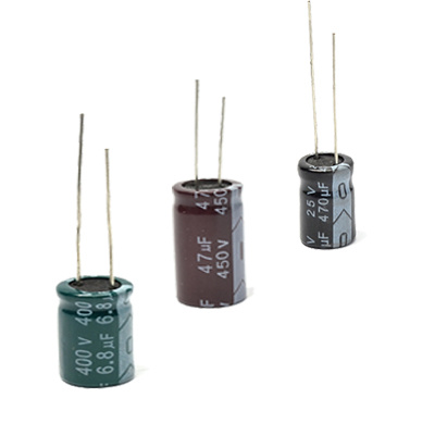 33UF 400V Aluminum Electrolytic Capacitor 2000hrs pictures & photos