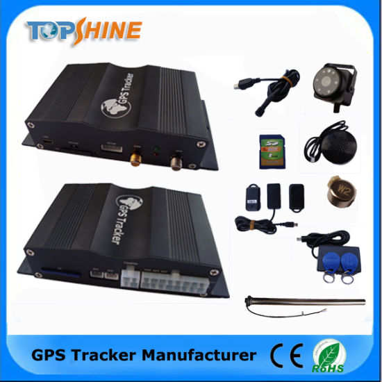 Powerful Multifunctional Tracker Comprehensive Fleet Management 3G GPS Tracker pictures & photos