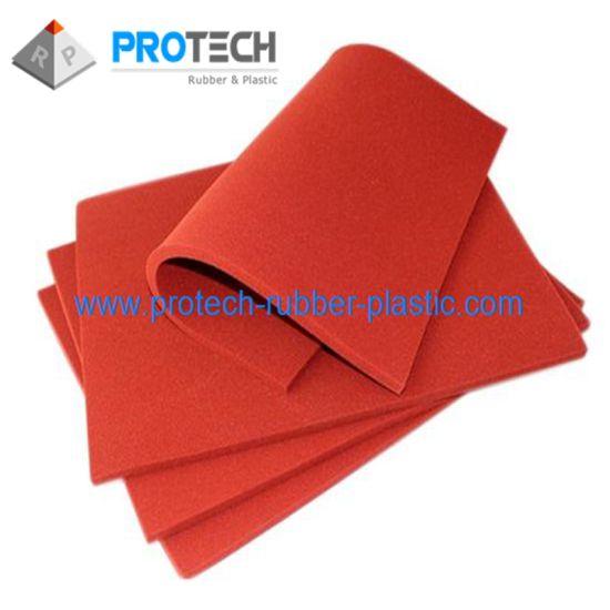 Silicone Foam Sheet/ Rubber Foam Sheet /Custom Foam Sheet