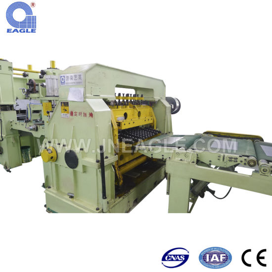 Steel Coil Rotary Shear Cut to Length Line Machine pictures & photos