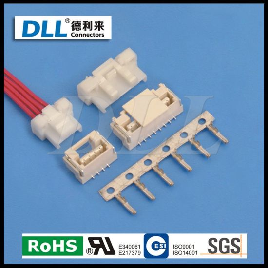 China Equivalent Molex 502386 1 25mm Pitch Single Row Right