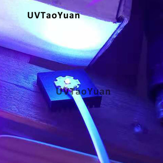 High Power UV LED 365nm Lamp