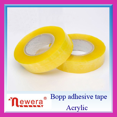 Acrylic Adhesive and Carton Sealing Use BOPP Clear Packing Tape pictures & photos