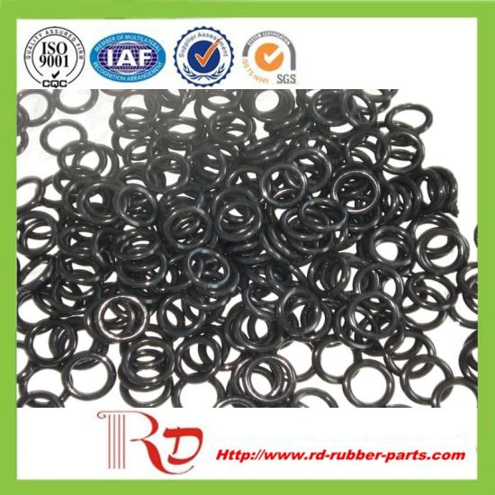 Fine Processing Economical Price 5mm O-Ring Rubber pictures & photos