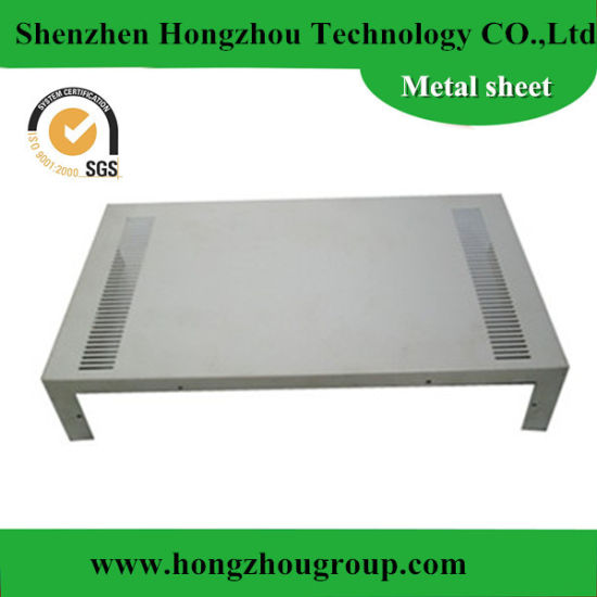 China Custom Made Sheet Metal Fabrication Frame - China Sheet Metal ...