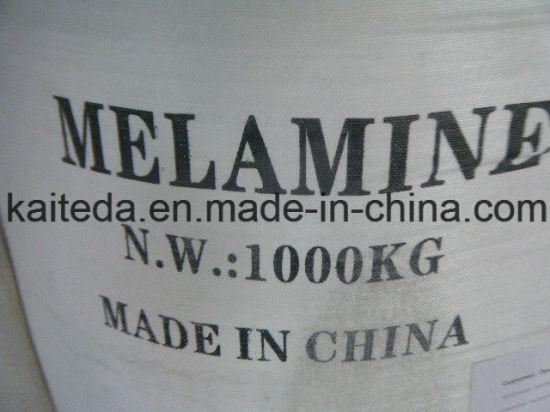 CAS 108-78-1 325mesh 99.8% Min White Powder Melamine for Formaldehyde Resin