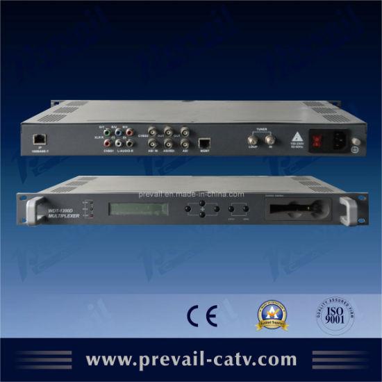 China CATV Digital Head-End Professional Encryption Ts