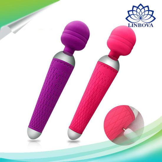 Powerful Clit Vibrators For Women Av Magic Wand Vibrator Massager Adult Sex Toys For Woman Masturbator