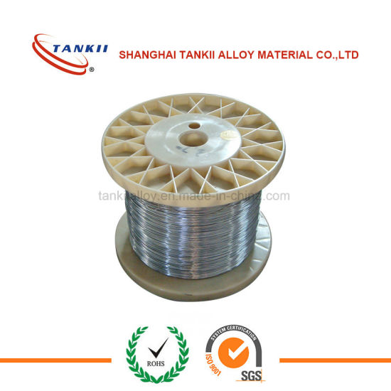 China Nichrome Resistance Heating Alloy Ni80cr20 Wire /Strip MWS-650 ...