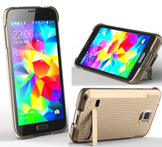 Extended Battery Case for Samsung Galaxy S5 I9600
