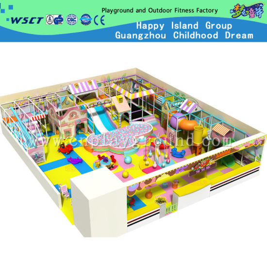 Indoor Soft Playground Kids Indoor Play Equipment for Sale (H13-60023) pictures & photos