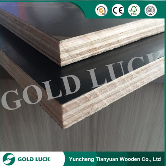 Cheap 4'x8' Chinese Film Faced Plywood