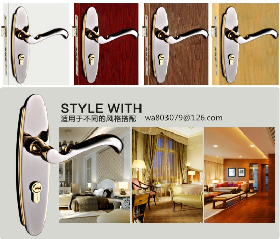 Mortise Lock, Door Lock, Indoor Door Lock, Wooden Door Lock, Ms1002 pictures & photos