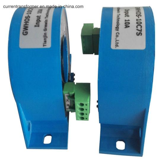 24mA 25mA 100mA 200mA Output Close Loop Hall Current Sensors