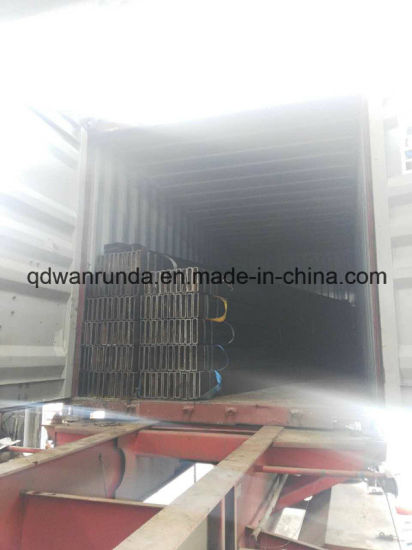 Rectangular Steel Hollow Section Use in Machinery Industry pictures & photos