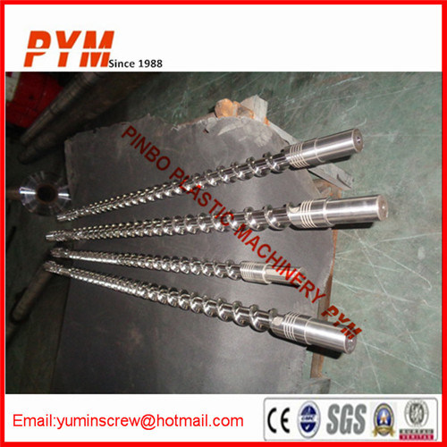 38CrMoAlA Screw and Barrel for Plastic Extruder pictures & photos