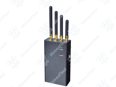 Handheld Cell Phone Signal Jammer Blocker
