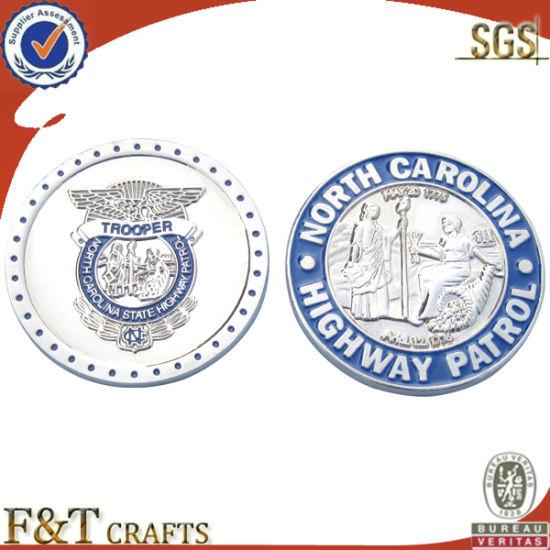 Souvenir Metal Custom Coin (FTSC1007H)