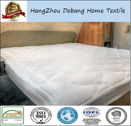 Extra Plush Bamboo Top Mattress Pad New with China Manufacturer pictures & photos