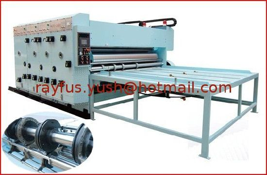 Chain Type Flexo Printer Slotter for Corrugated Carton Making Machine pictures & photos