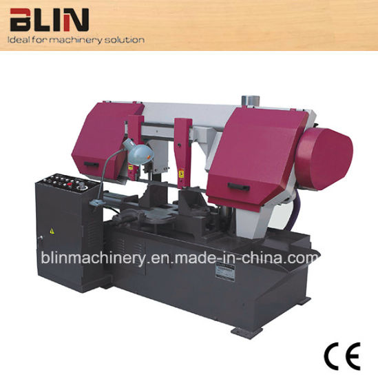 Horizontal Double Column Metal Band Sawing Machine (BL-HDS-J28) pictures & photos