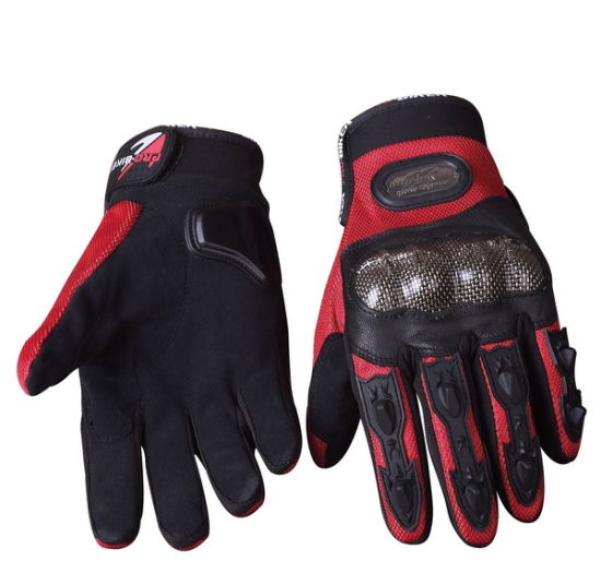 Wholesale Best Sell Personalized Probiker Leather Motorcycle Gloves