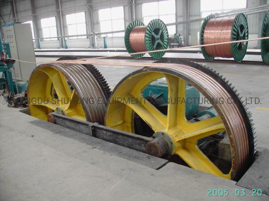 Shuhong Rigid Frame Stranding Machine