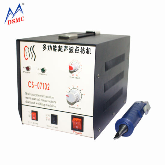 Ultrasonic Fabric Welding Machine for PP/ABS/Fabric/Acrylic