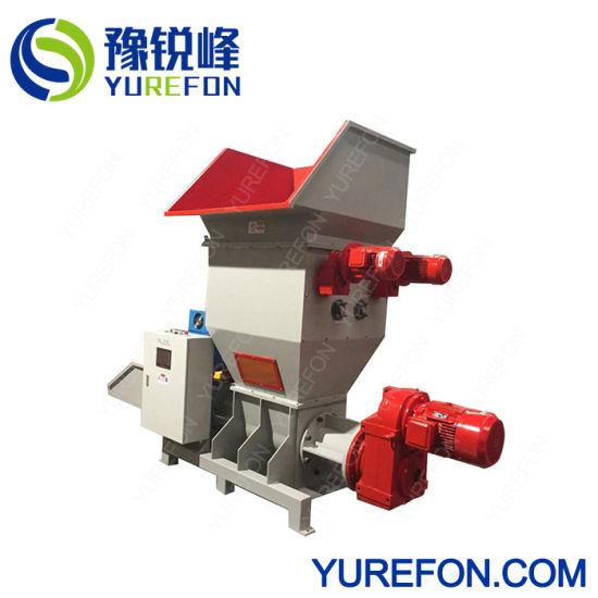 China Eps Compactor Styrofoam Recycling Machine With Foam Crusher China Eps Compactor Styrofoam Recycling Machine