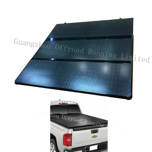 Tonneau Cover for Ranger T6 Hard Trifold Aluminum Tonneau Cover pictures & photos