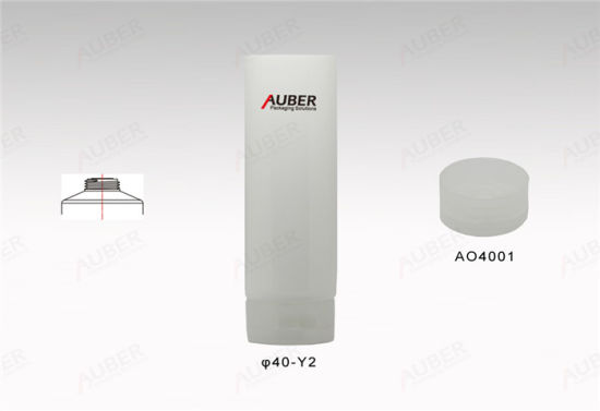 D40mm Round Lotion Tube Personal Care Packaging for Hand Sanitizer