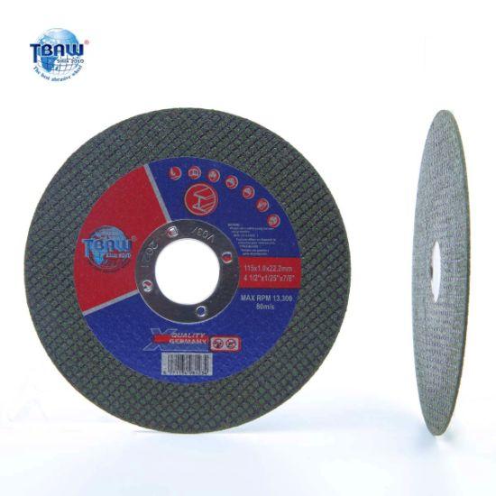 Easy Cut-off Wheels 115mm for Metal Cutting Wheel 4 1/2 Inch 115X1.0X22mm