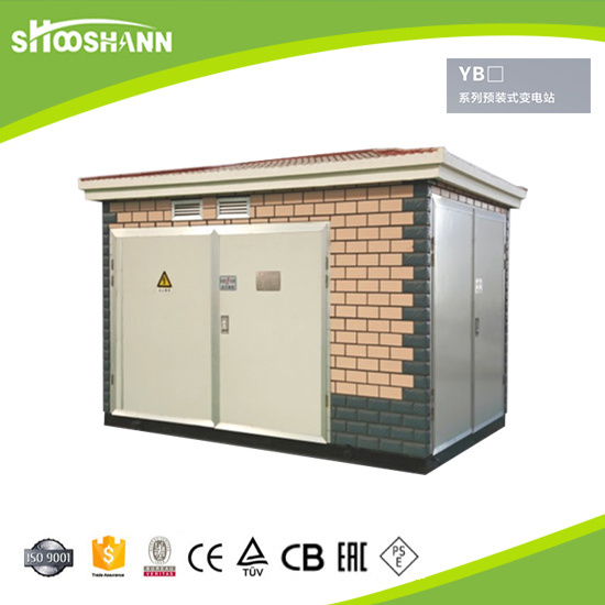 Yb-12/0.4 (F R) Prefabricated Substation 1000 kVA Transformer High Voltage Transformer