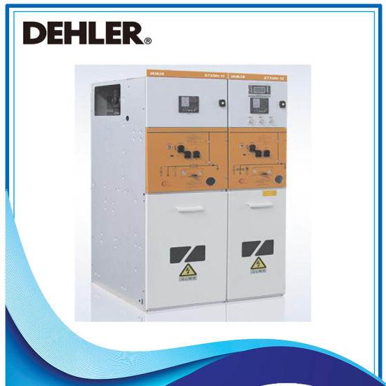 Gtxgn-12intelligent Solid Insulation Cabinet