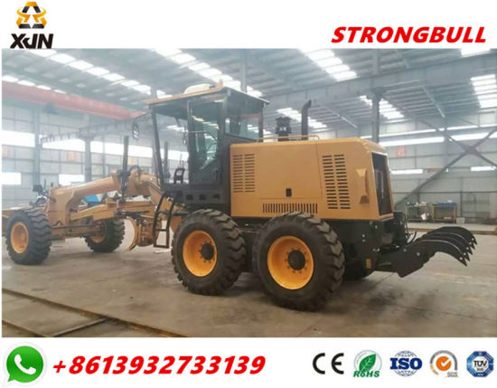 180HP Motor Grader China Original Manufacture Road Construction Machinery Py9180 pictures & photos