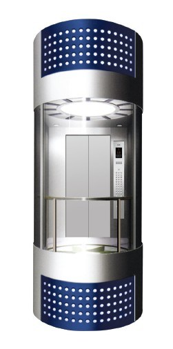 CE Approved Panoramic Observation Sightseeing Elevator Lift pictures & photos