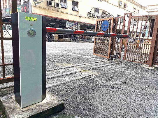 Automatic Barrier Gate/Barrier Gate /Car Parking Barrier