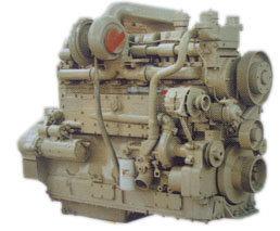Original 4 Stroke 6 Cylinder Water-Cooled Cummins Construction Machinery Diesel Engine
