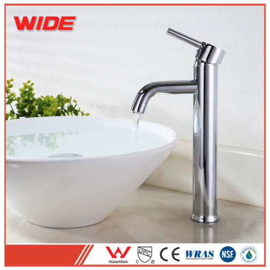 High End Chrome Bathroom Faucet, Bathroom Accessories Brass for Wholesale