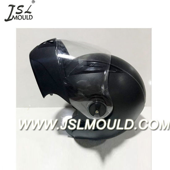 Quality Customized Inejction Plastic Flip up Helmet Mould pictures & photos